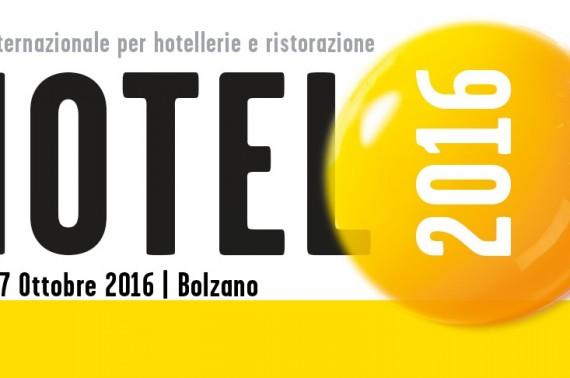Fiera  HOTEL  2016  Bolzano