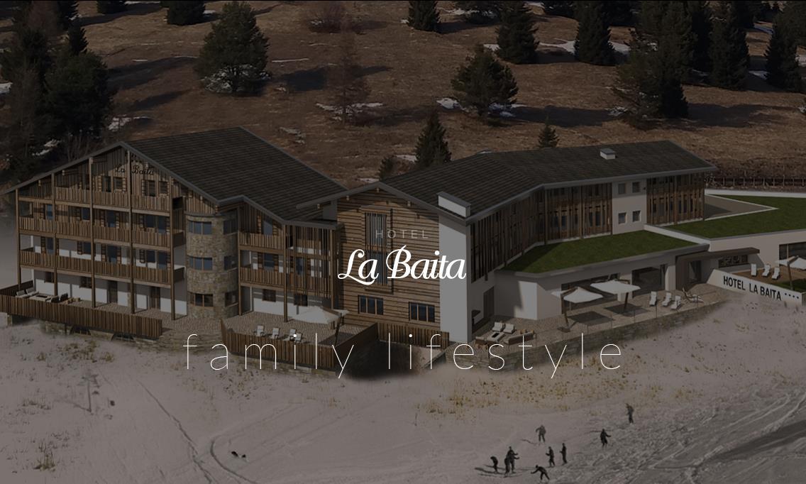 HOTEL LA BAITA – Family Life Style