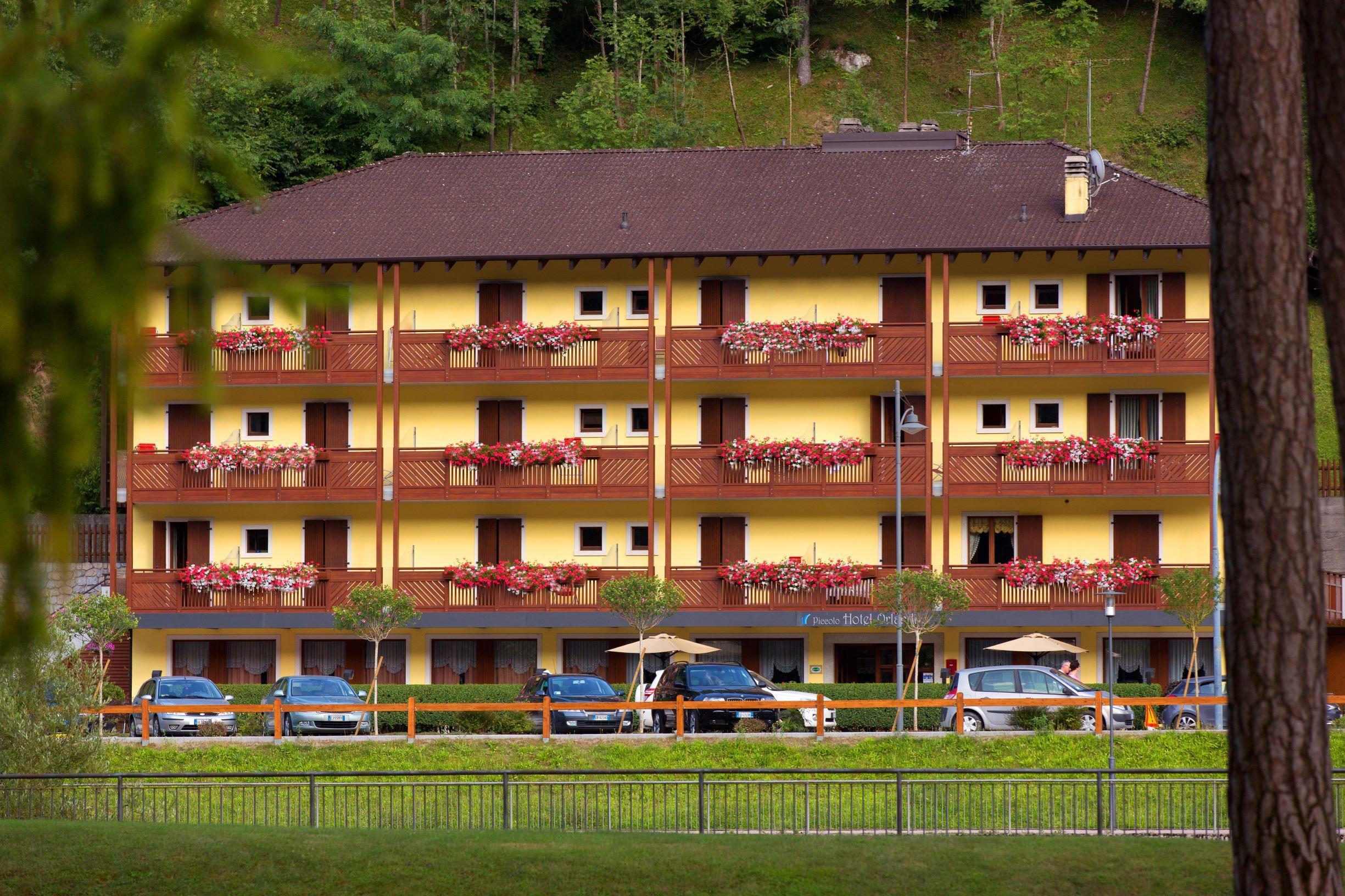 PICCOLO HOTEL ORLANDI – COMANO TERME